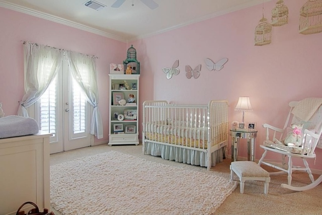 Beautiful Tapis Chambre Bebe Rose Contemporary - Awesome Interior ...