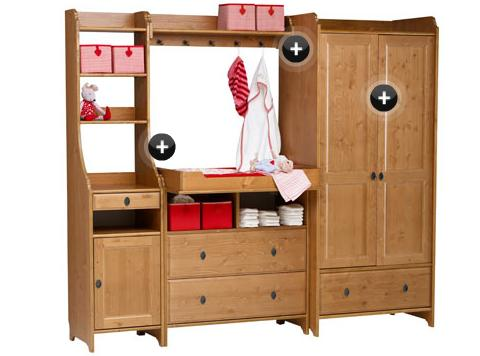 Armoire commode ikea