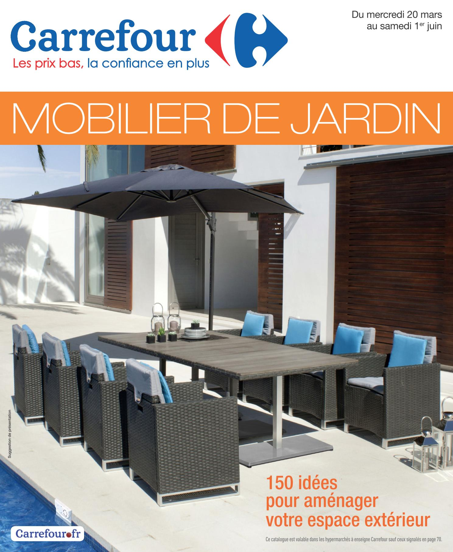 Catalogue salon de jardin id es de d coration int rieure for Catalogue decoration interieure