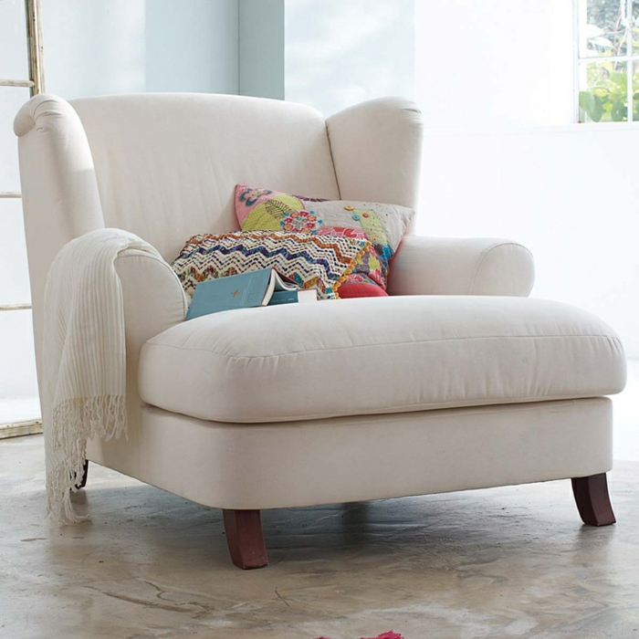 chaise confortable