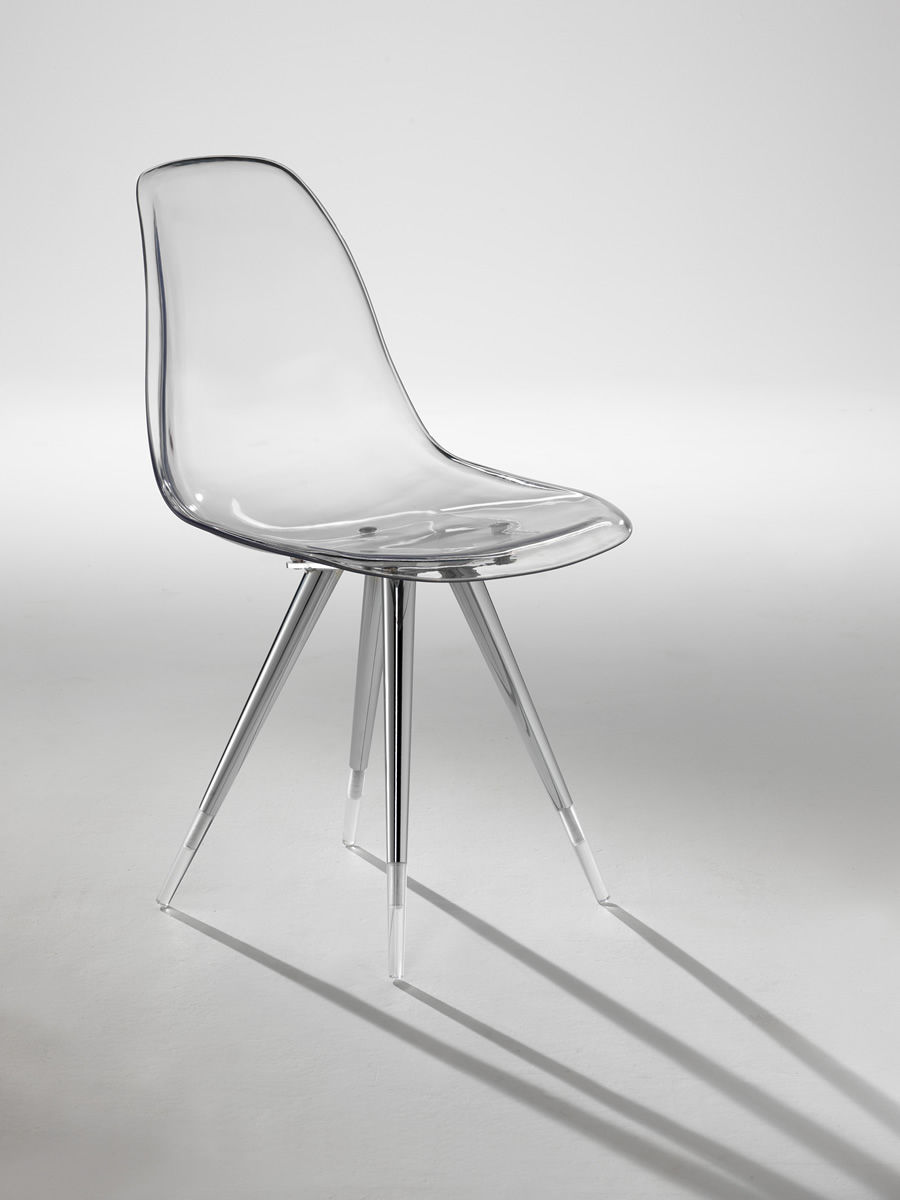 chaise polycarbonate