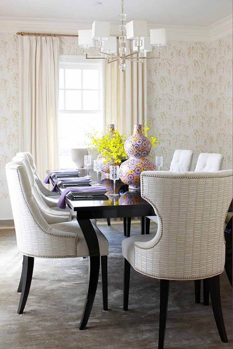 chaise salle a diner