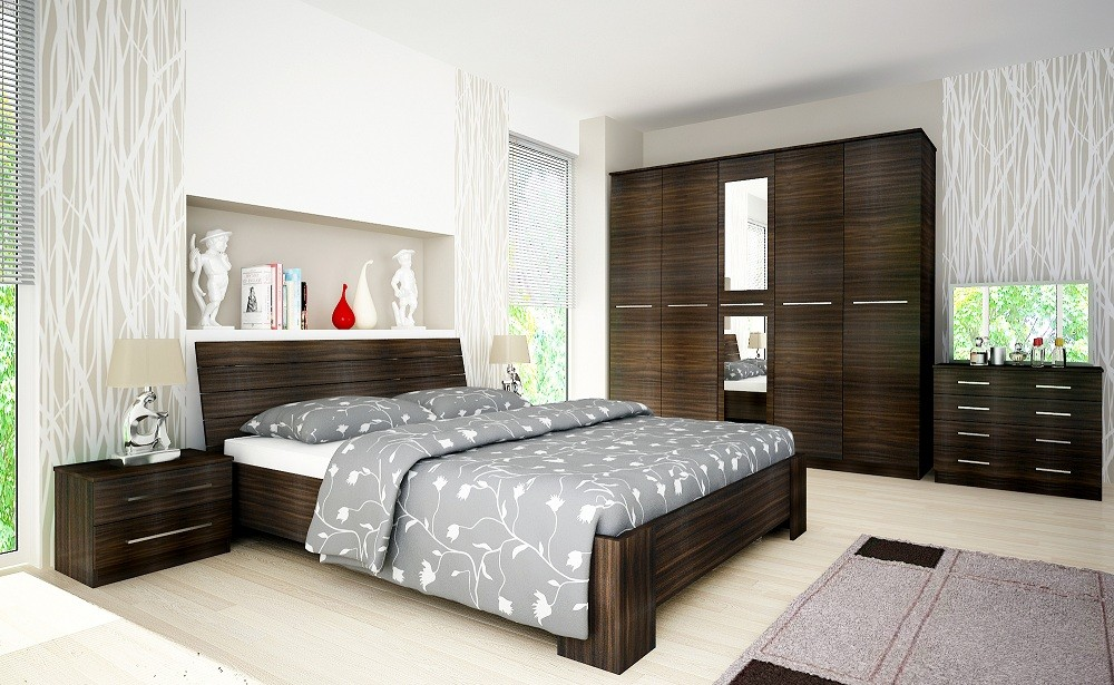 Beautiful Chambre A Coucher Moderne Alger Pictures - Design Trends ...