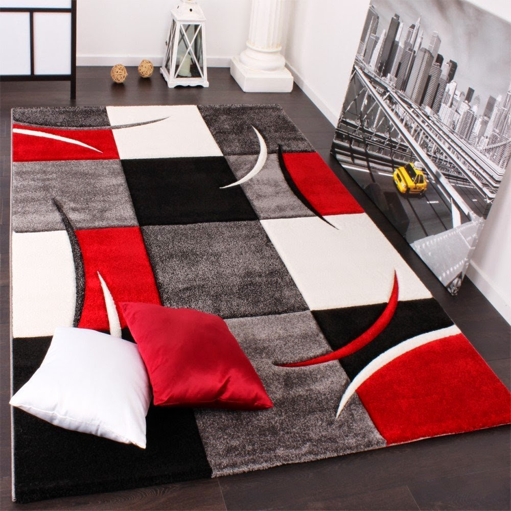 deco tapis salon