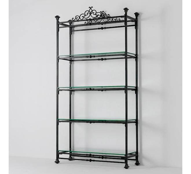 etagere en verre 8 id es de d coration int rieure. Black Bedroom Furniture Sets. Home Design Ideas