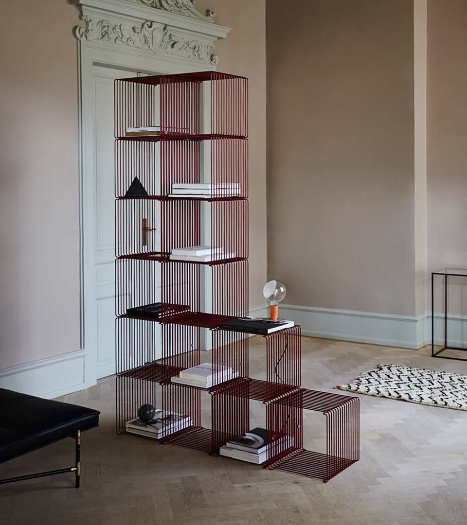etagere modulable metal 15 id es de d coration int rieure french decor. Black Bedroom Furniture Sets. Home Design Ideas