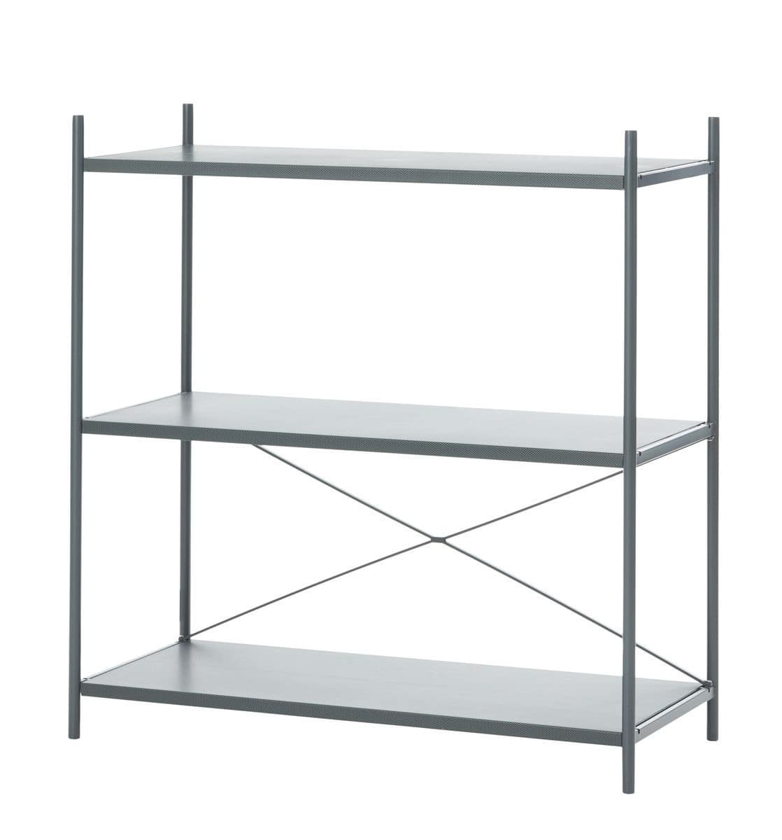 etagere modulable metal 3 id es de d coration int rieure french decor. Black Bedroom Furniture Sets. Home Design Ideas
