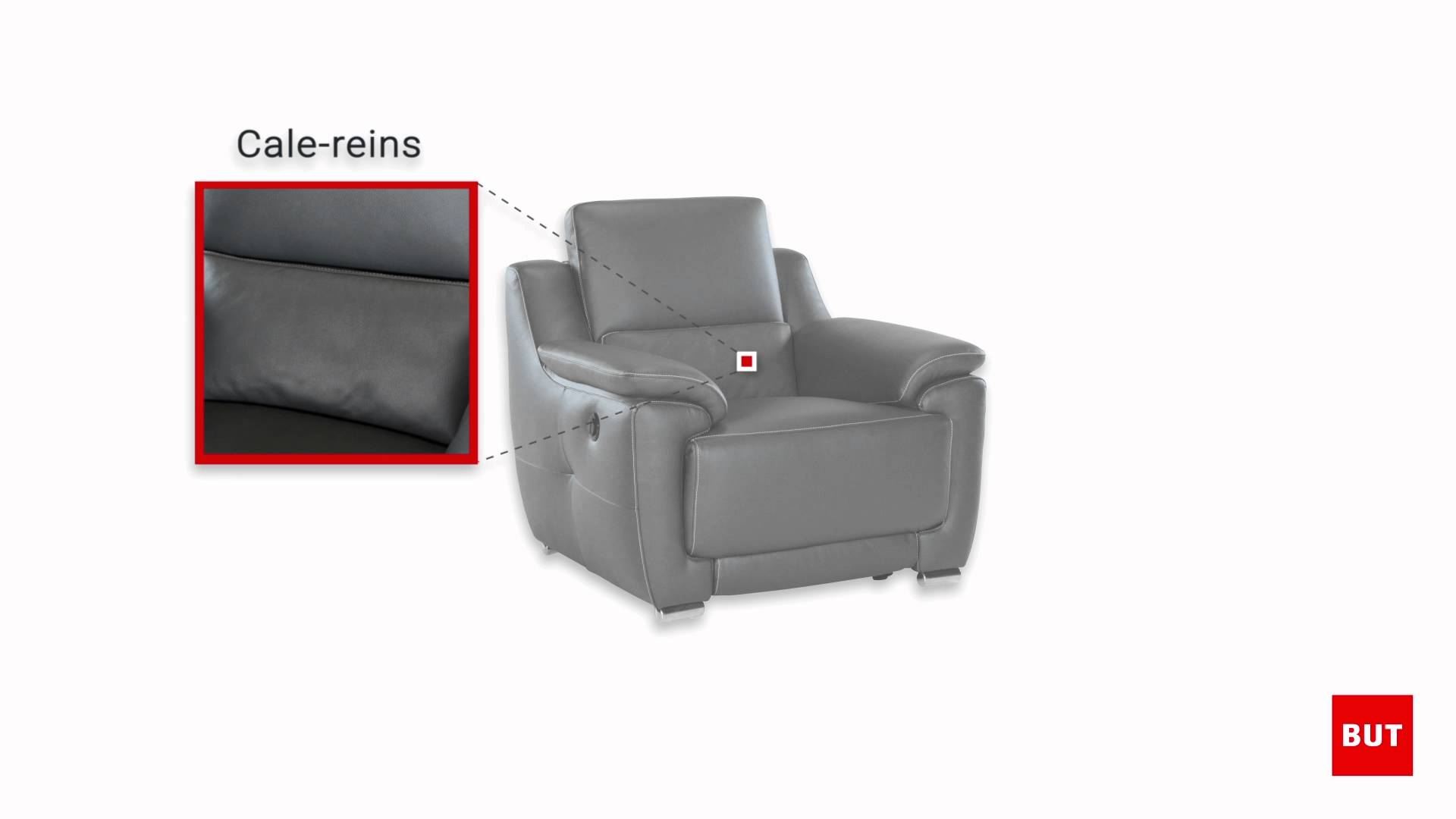 fauteuil cuir relax
