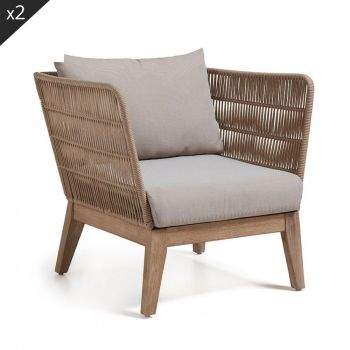 fauteuil relax vintage