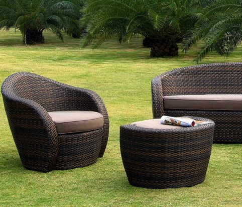 fauteuil salon de jardin pas cher id es de d coration. Black Bedroom Furniture Sets. Home Design Ideas