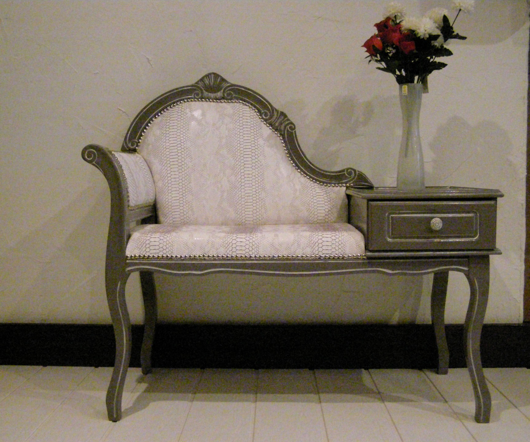 fauteuil telephone
