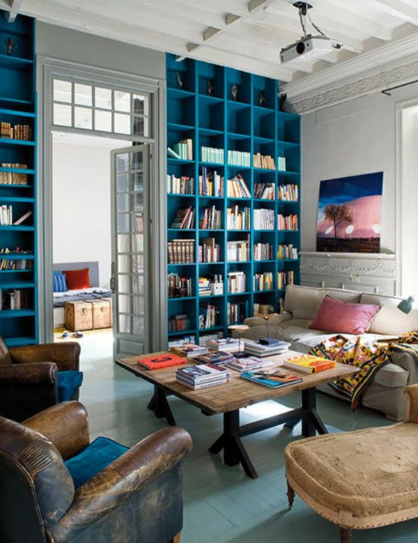 grande etagere murale id es de d coration int rieure french decor. Black Bedroom Furniture Sets. Home Design Ideas