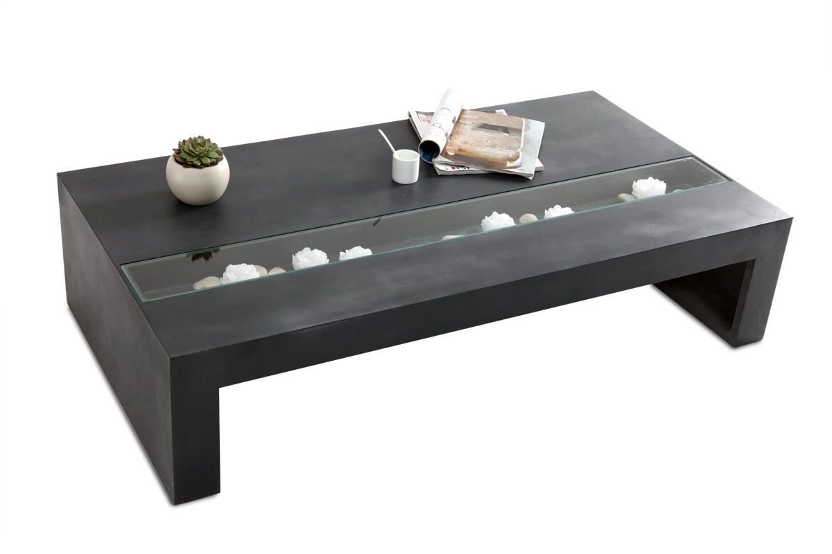 grande table basse design