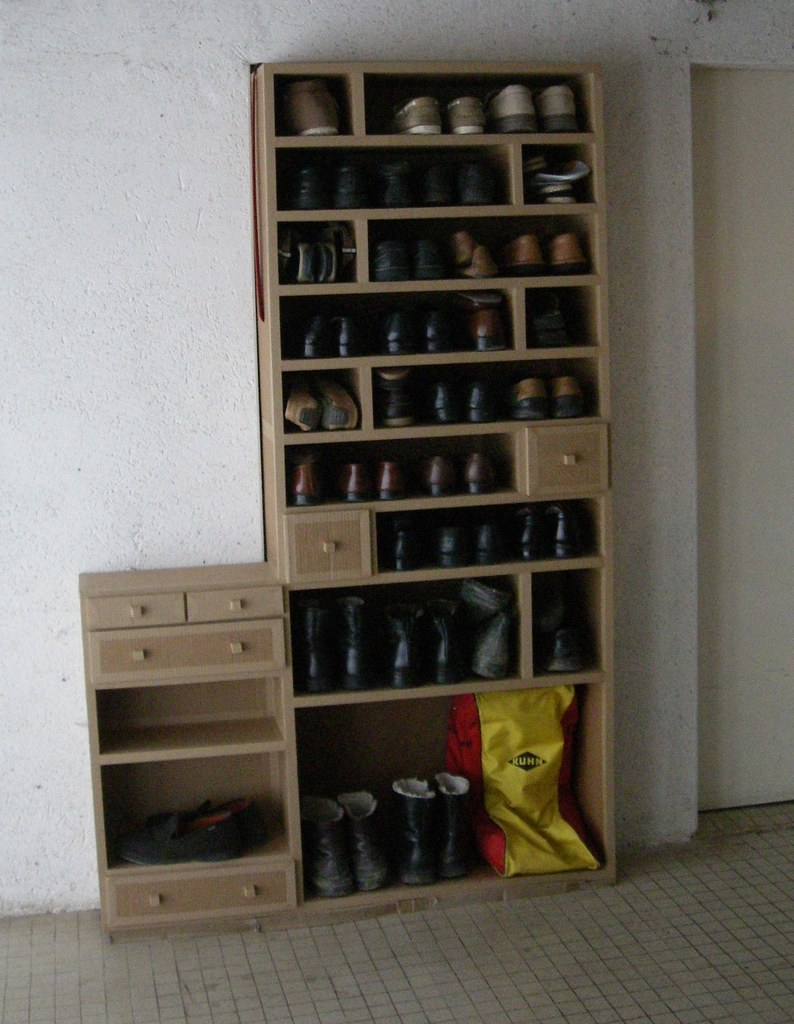 meuble bas pour chaussures