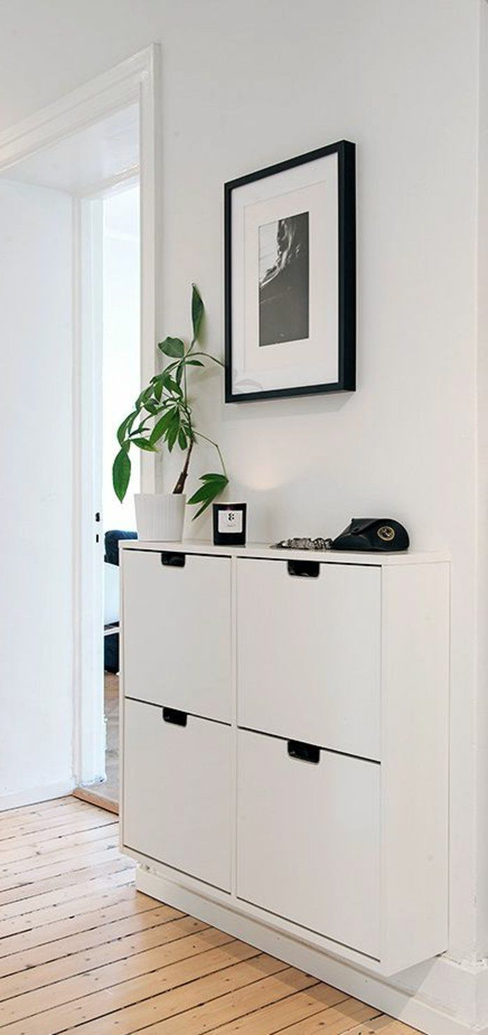 meuble chaussures ikea id es de d coration int rieure french decor. Black Bedroom Furniture Sets. Home Design Ideas