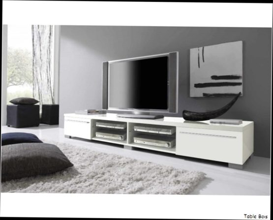 meuble tv gris blanc id es de d coration int rieure french decor. Black Bedroom Furniture Sets. Home Design Ideas