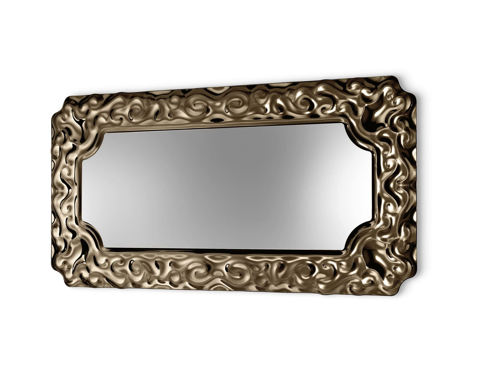 Miroir baroque id es de d coration int rieure french decor for Miroir in french