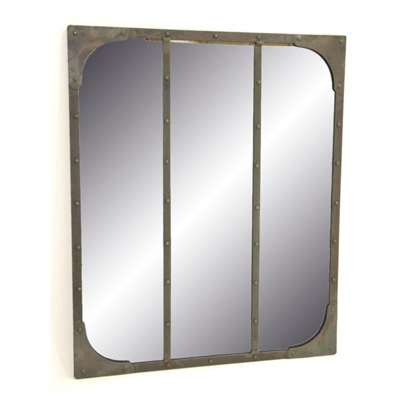 Miroir fer forg 2 id es de d coration int rieure for Miroir in french