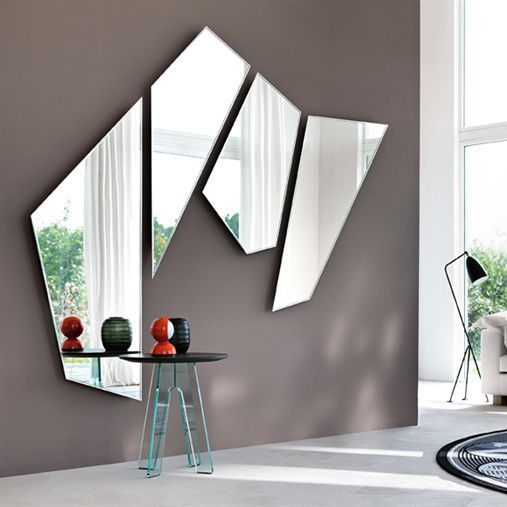 miroir mural salon id es de d coration int rieure french decor. Black Bedroom Furniture Sets. Home Design Ideas
