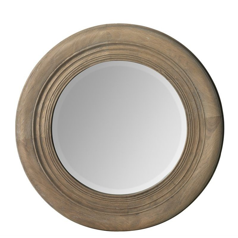 miroir rond argent id es de d coration int rieure french decor