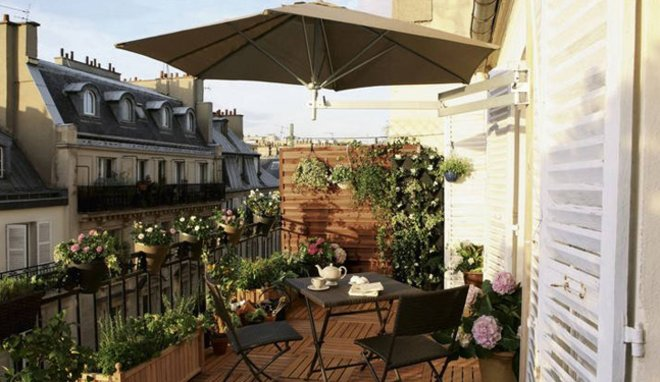Beautiful Salon De Jardin Pour Balcon Gallery - Amazing House Design ...