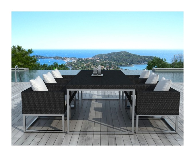 promo salon de jardin aluminium id es de d coration. Black Bedroom Furniture Sets. Home Design Ideas