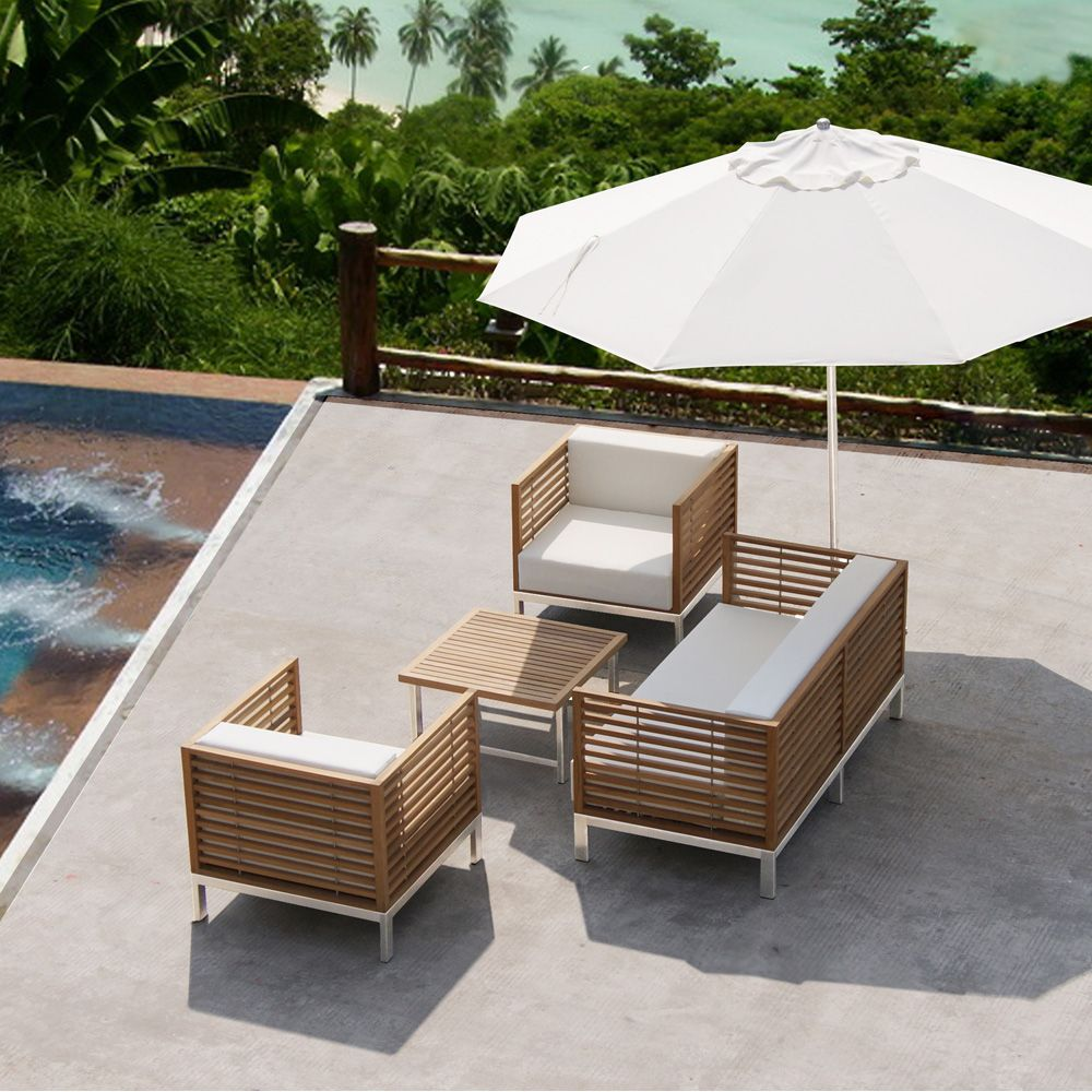 Emejing Salon De Jardin Aluminium Cdiscount Contemporary - Amazing ...