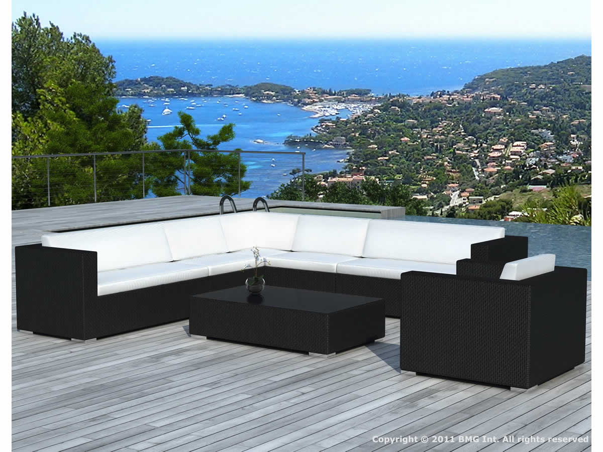 salon de jardin en resine pas cher id es de d coration. Black Bedroom Furniture Sets. Home Design Ideas