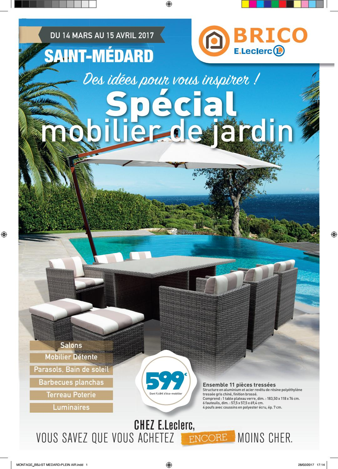 stunning salon de jardin resine leclerc images. Black Bedroom Furniture Sets. Home Design Ideas