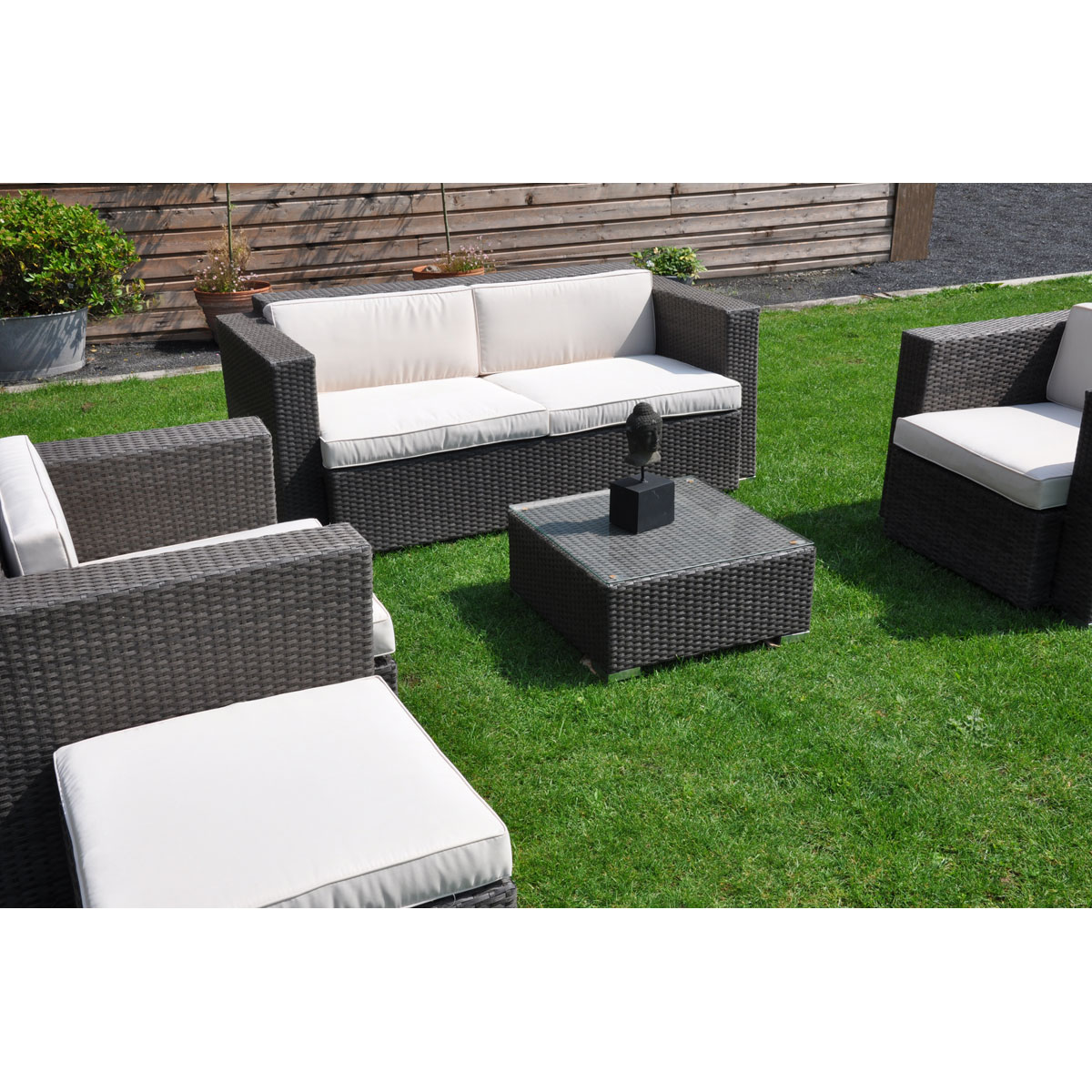 table de jardin en rsine pas cher table de terrasse pas. Black Bedroom Furniture Sets. Home Design Ideas