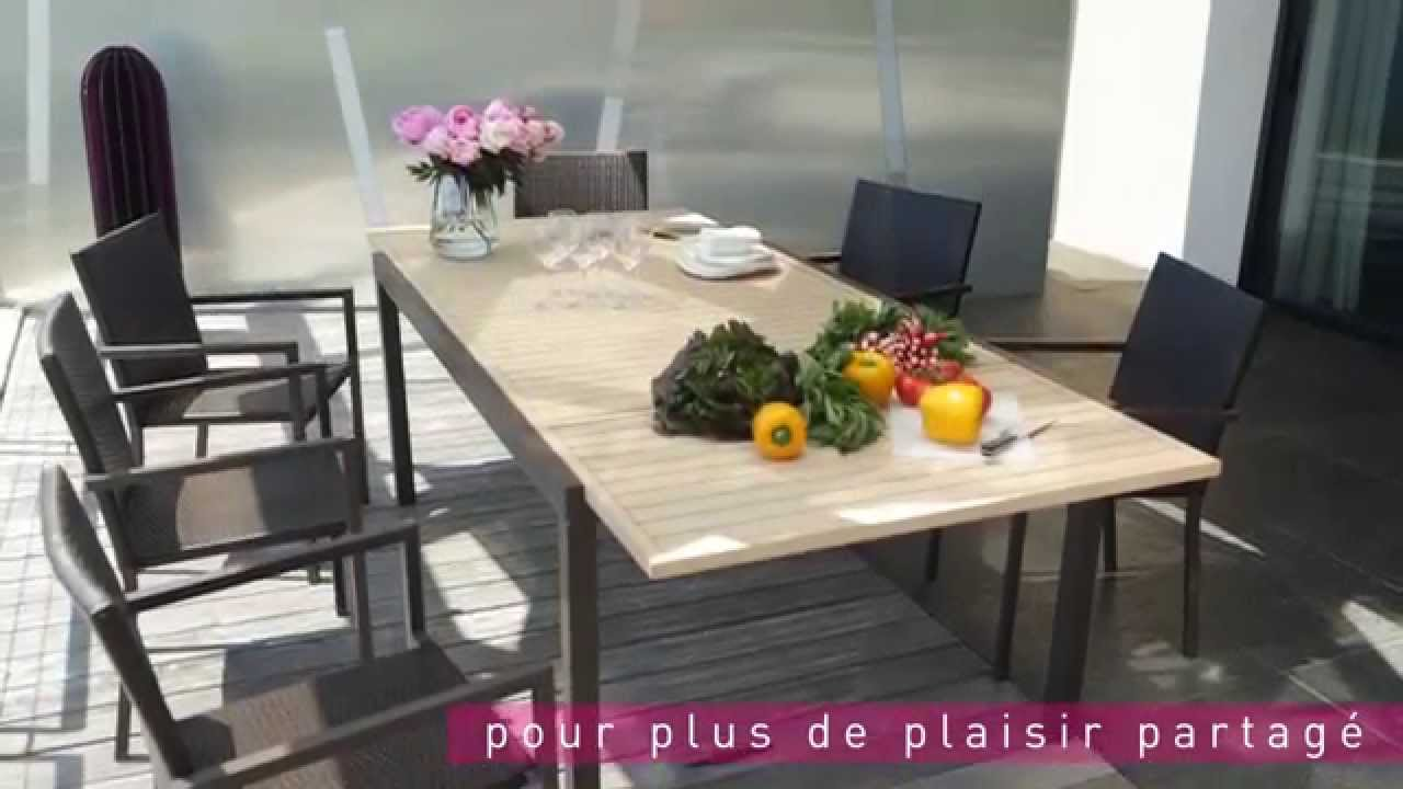 Best salon de jardin plastique carrefour gallery awesome - Table plastique jardin carrefour ...