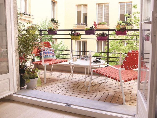 Best salon de jardin pour balcon appartement photos for Petit salon de jardin pour balcon