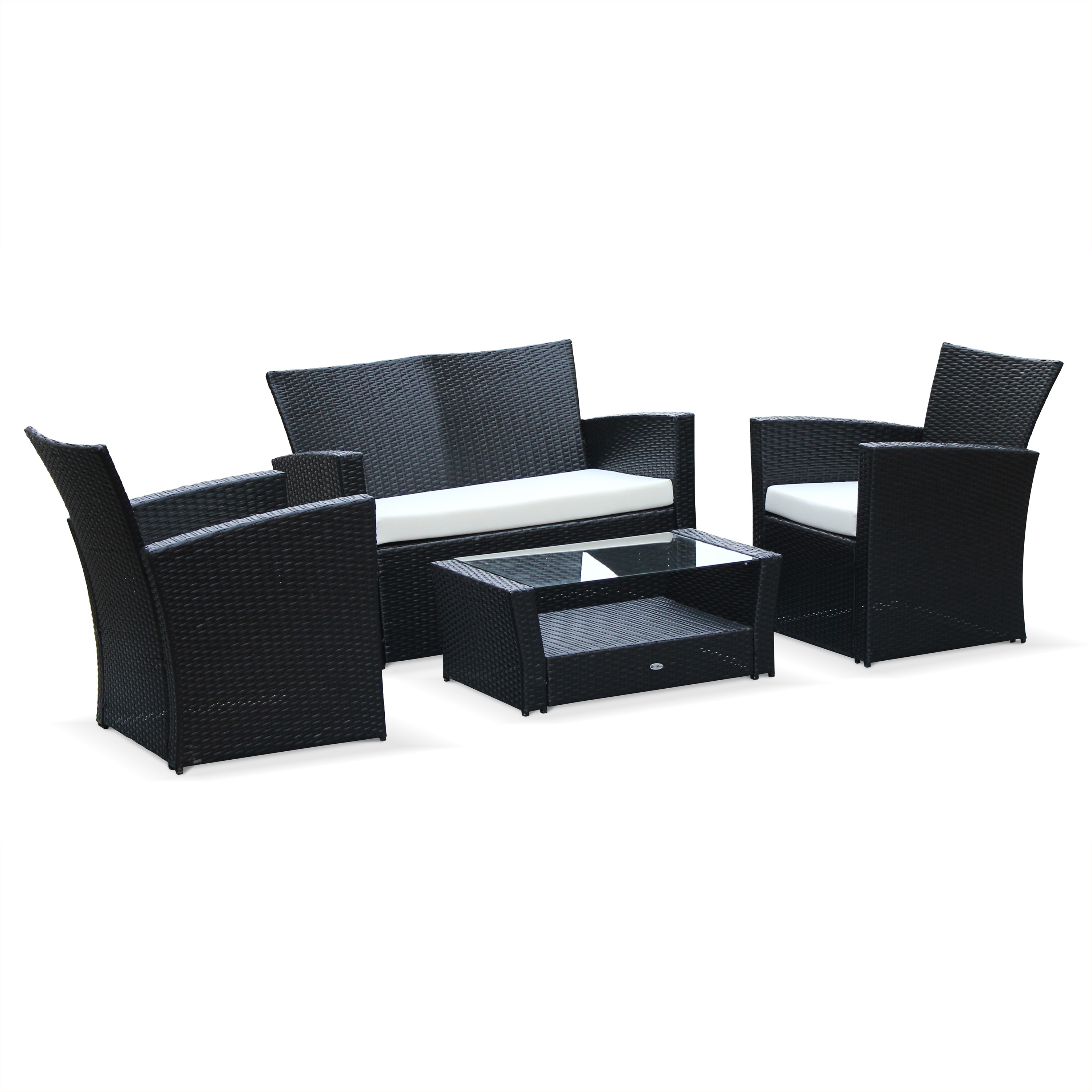 soldes salon de jardin r sine tress e gris 14 id es de d coration int rieure french decor. Black Bedroom Furniture Sets. Home Design Ideas