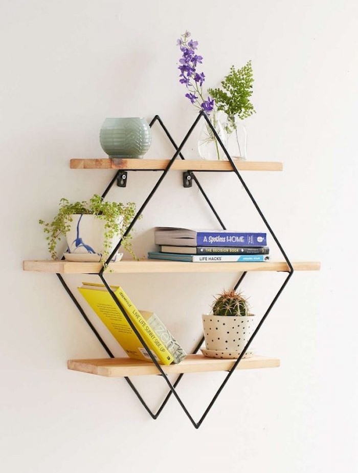 support etagere