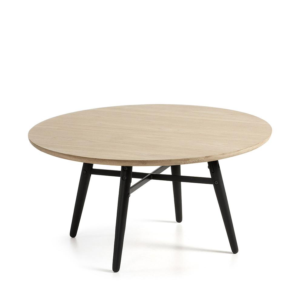 table basse arrondie