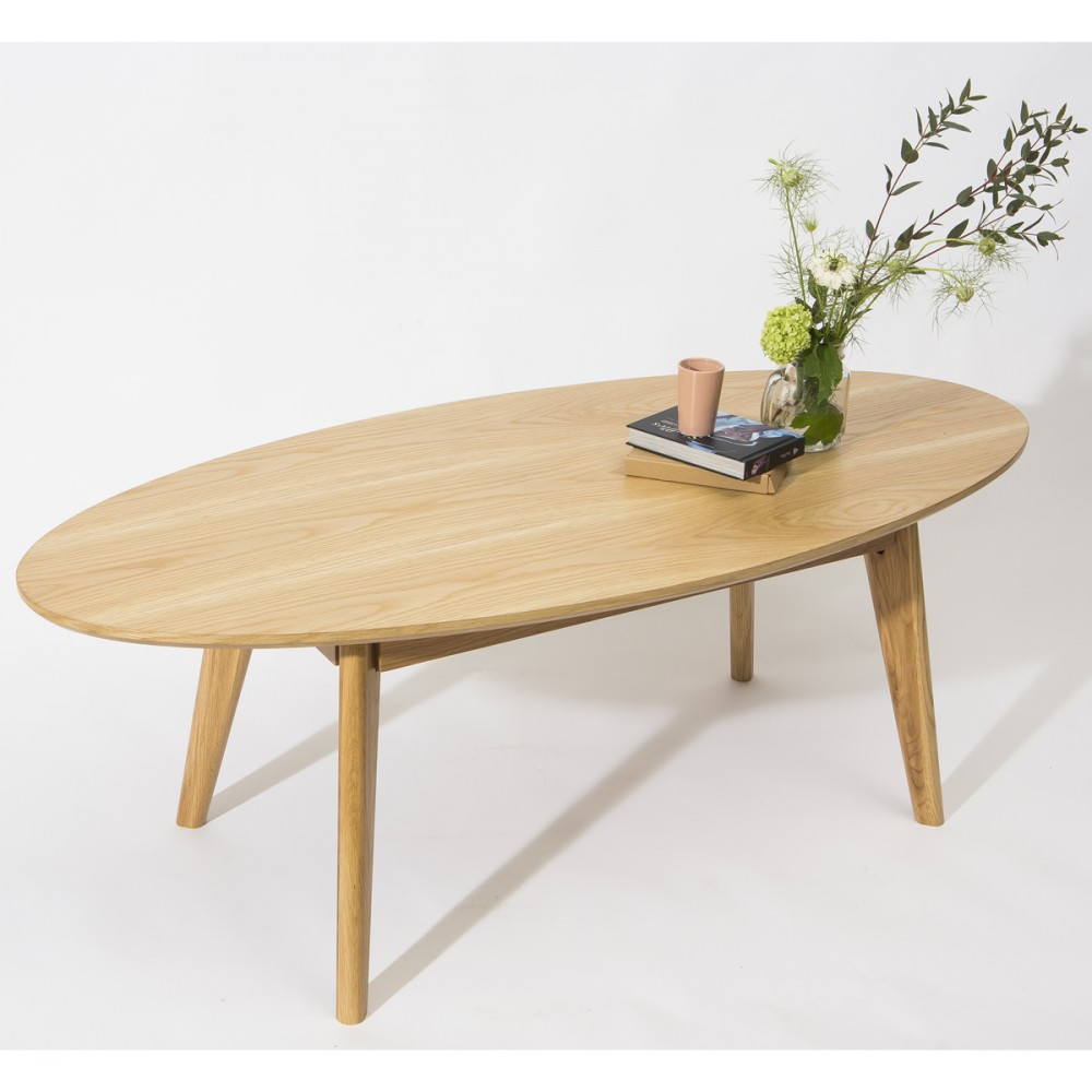 table basse chene