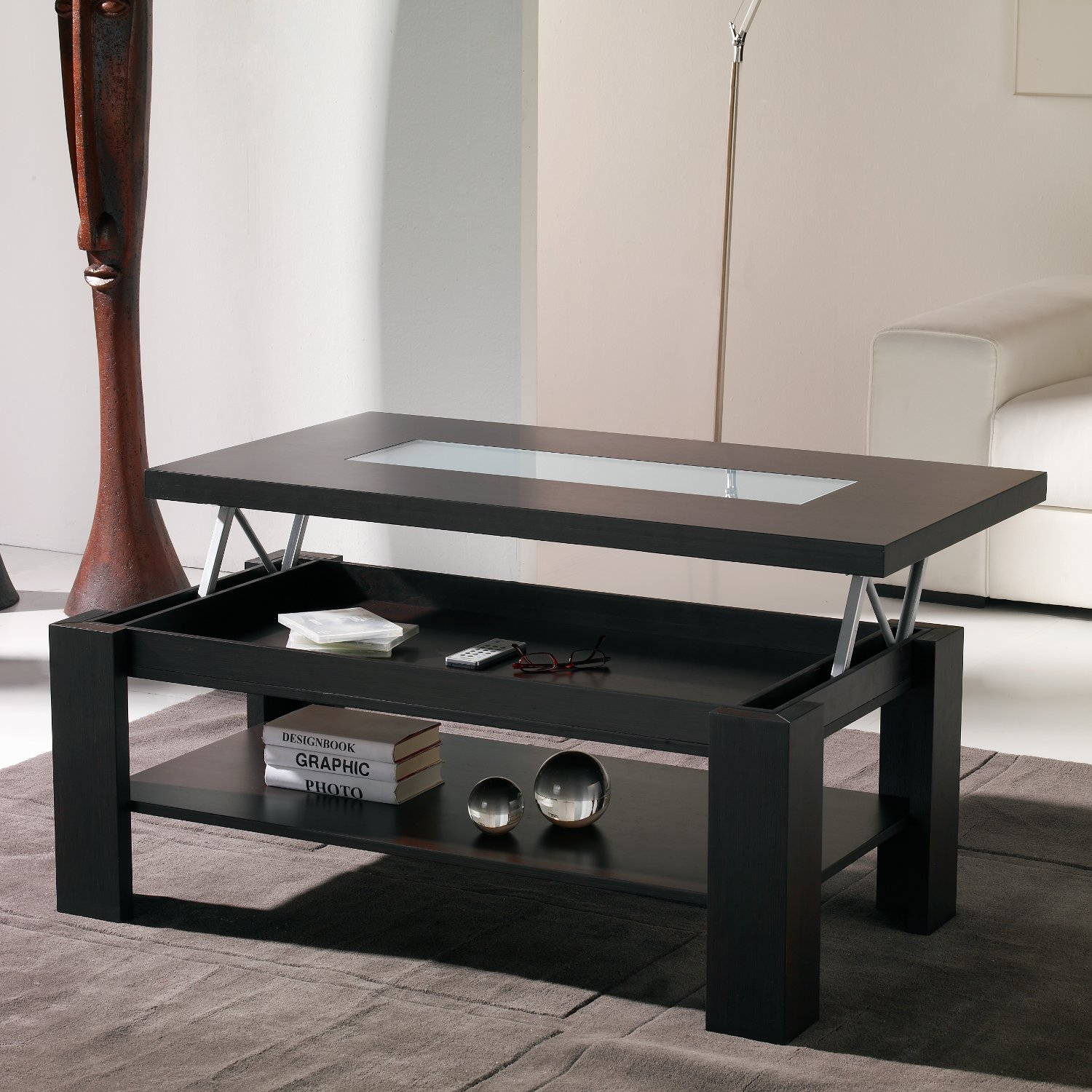 table basse convertible