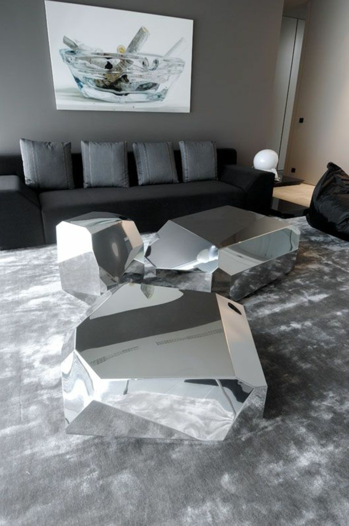 table basse design pas cher