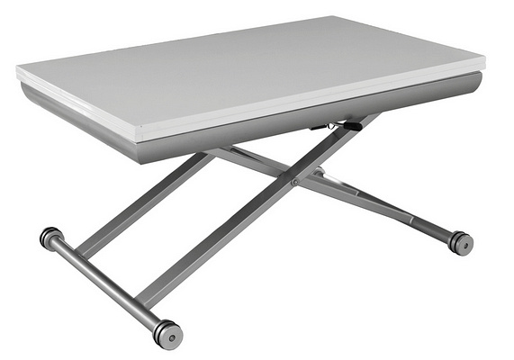 table basse escamotable
