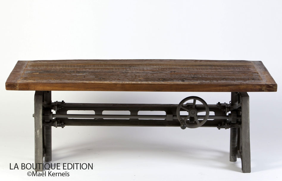 table basse grande taille