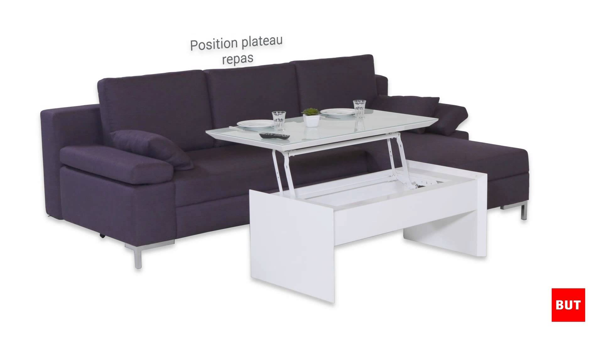 table basse reglable