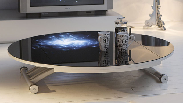 table basse relevable pas cher