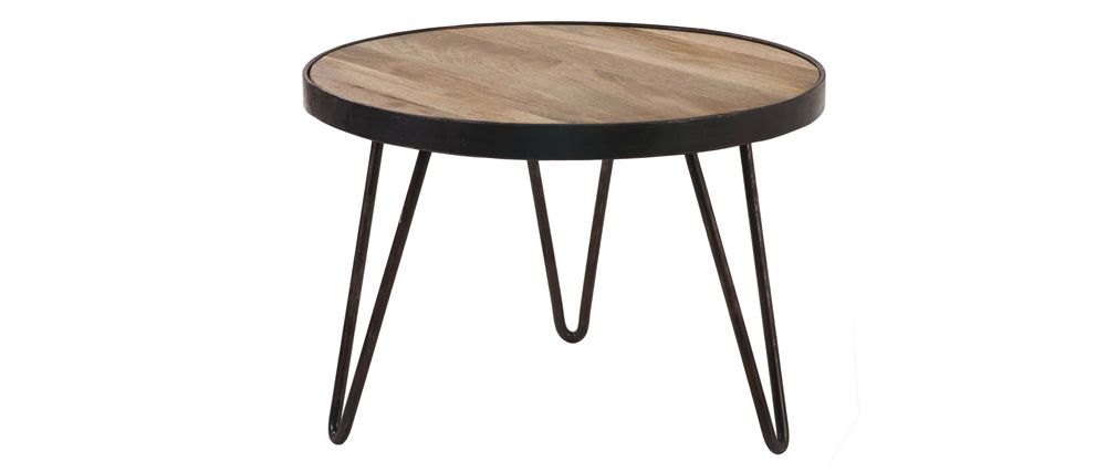table basse ronde pas cher
