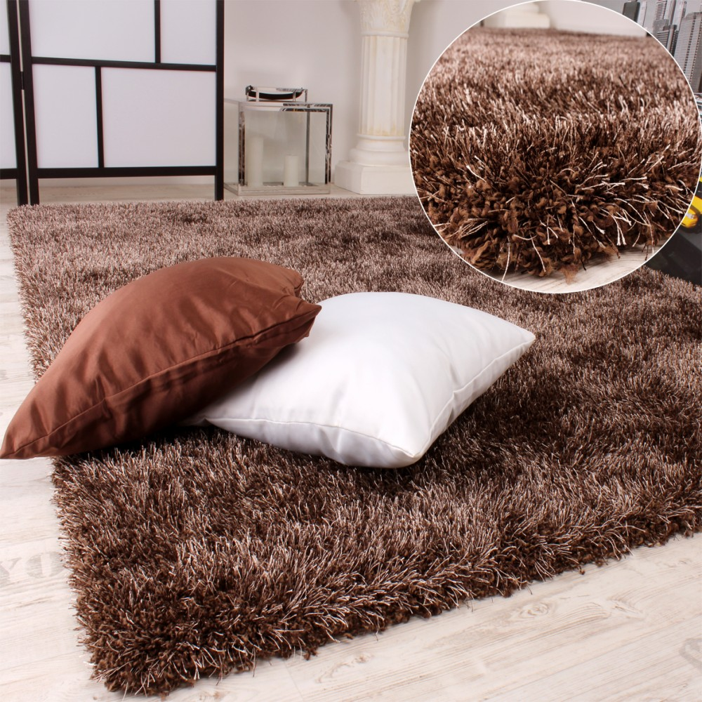 tapis poil long