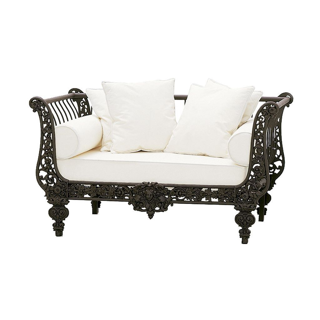 canap fer forg 11 id es de d coration int rieure french decor. Black Bedroom Furniture Sets. Home Design Ideas