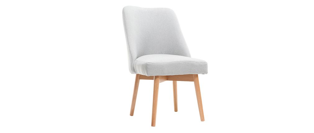 Chaise avec pied en bois top chaise pied bois assise for Chaise kinderkraft
