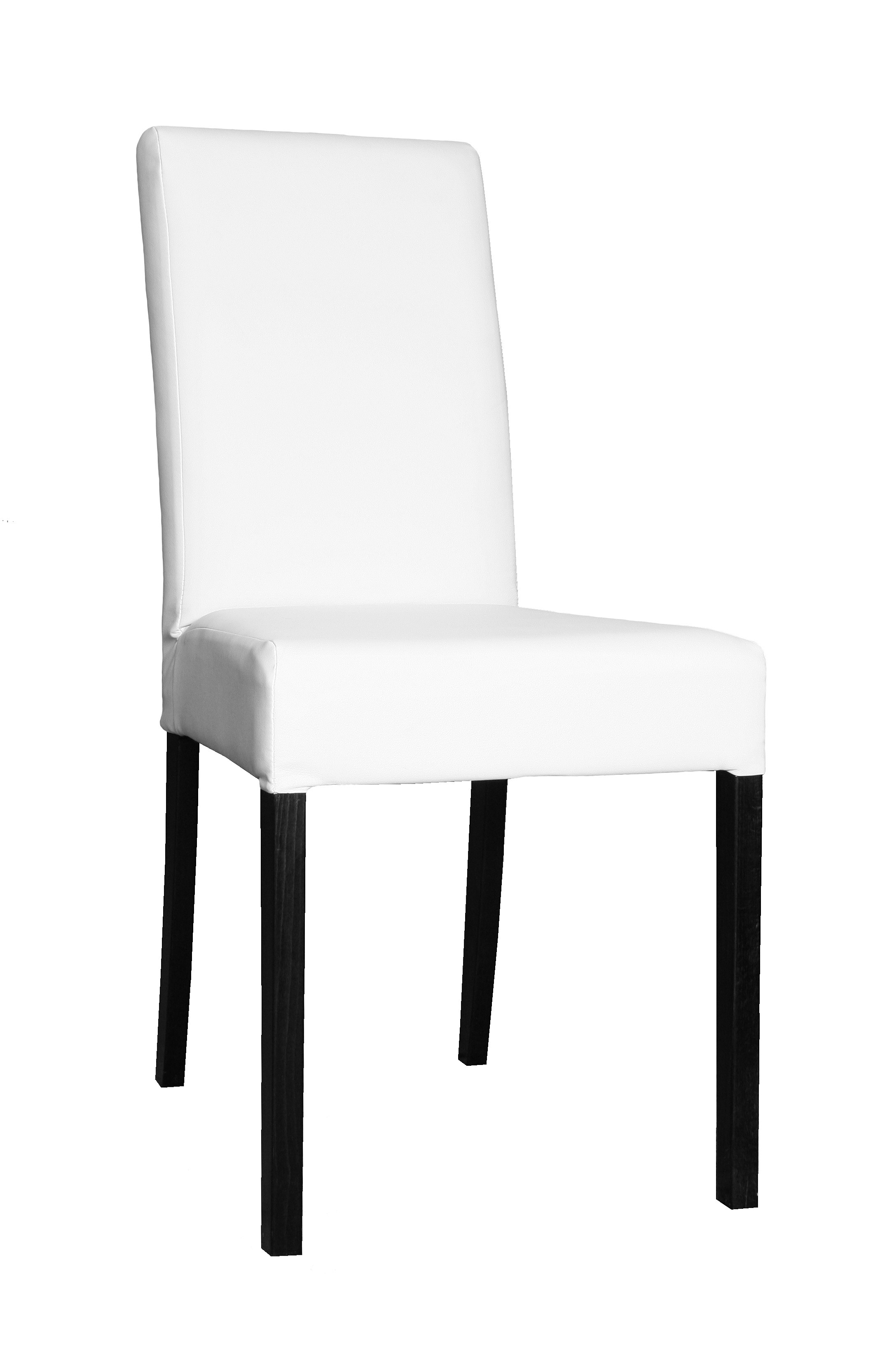 chaises blanches simili cuir chaise simili cuir blanc lot. Black Bedroom Furniture Sets. Home Design Ideas