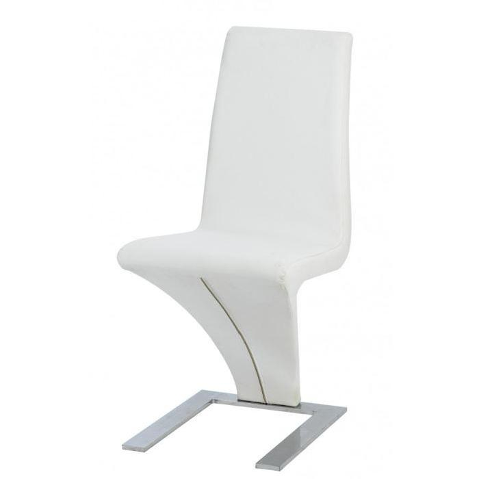 Chaise medaillon design pas cher id es de d coration for Chaise couleur design pas cher