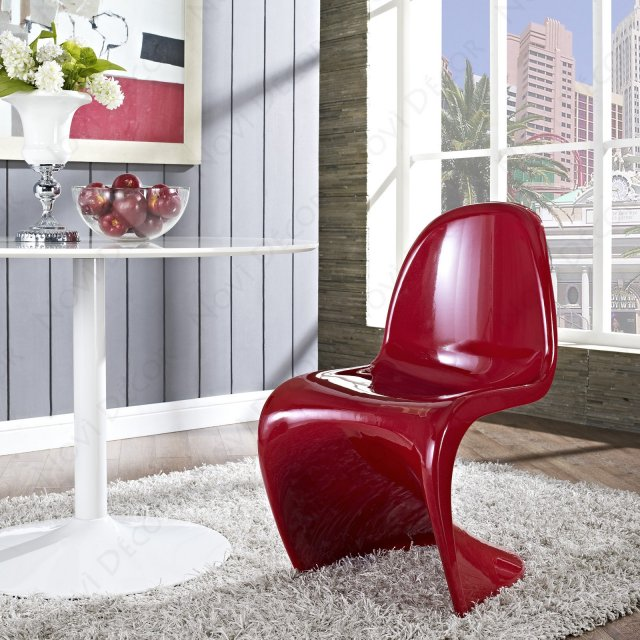 chaise rouge design free merveilleux chaise salle a