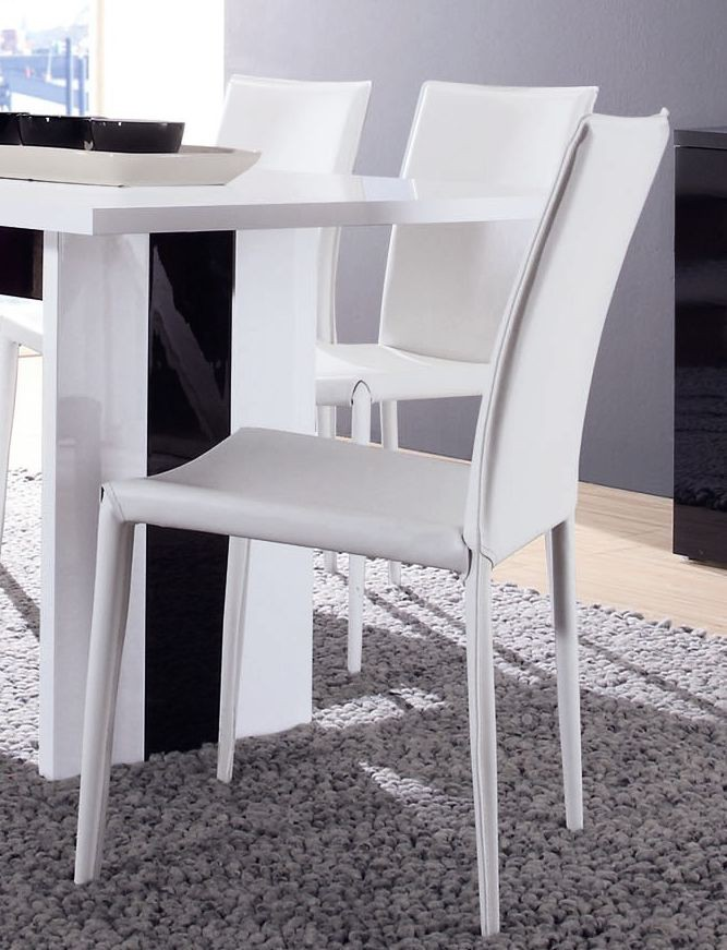 Chaise salle a manger contemporaine id es de d coration - Chaise de salle a manger contemporaine ...
